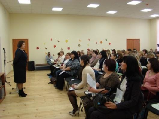 Заседание секции «Приобщение к культуре родного города»