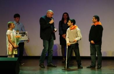 Праздник «СОЗВЕЗДИЕ ГЕРОЕВ», посвящённый Международному Дню инвалидов.