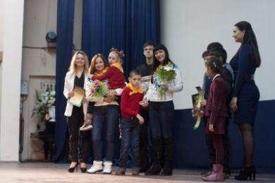 Праздник «СОЗВЕЗДИЕ ГЕРОЕВ», посвящённый Международному Дню инвалидов, премия «ЗОЛОТОЕ СОЛНЦЕ»